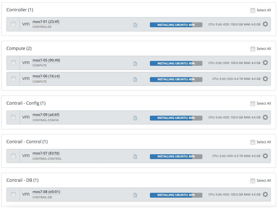 Mirantis OpenStack 7 0 - Contrail 3 0 Fuel Plugin   yet org
